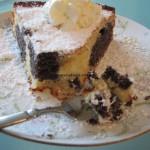 super schneller saftiger Joghurt- Mohnkuchen