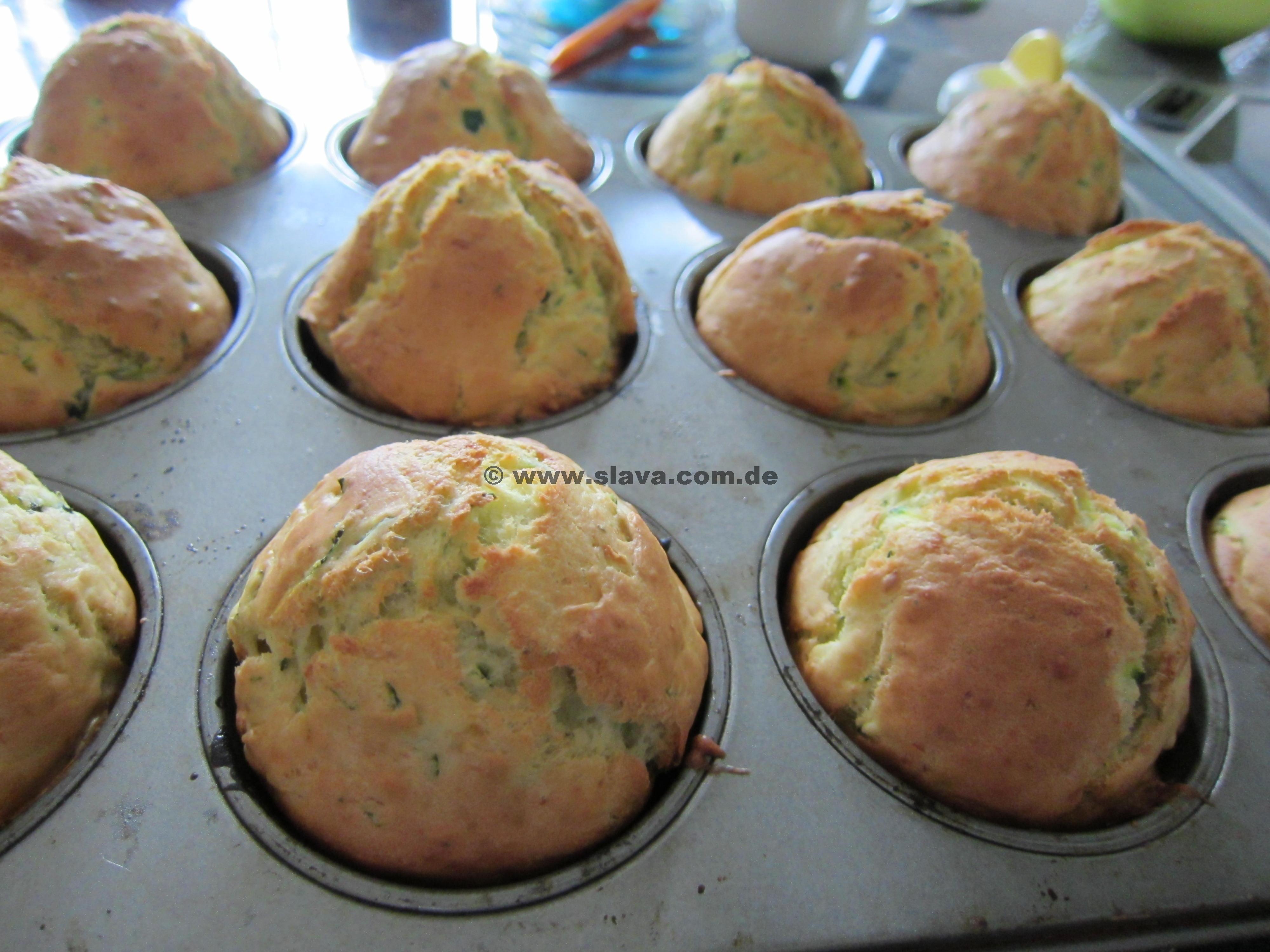 super schnelle fluffige zucchini muffins kochen backen leicht gemacht mit schritt f r. Black Bedroom Furniture Sets. Home Design Ideas