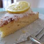 Super softer fruchtiger Zitronenkuchen