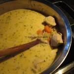 Schneller Hühner-Reistopf