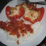 gefüllte Paprika von hamyou