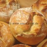 Schnelle leckere Kartoffelbrötchen