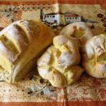 Kartoffelbrot/-brötchen von Napoli