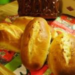 leckere Frühstücks-Sonntags-Brötchen von Napoli