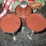 Schokoladen-Likörchen auf die Schnelle
