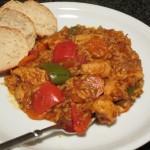 schneller Djuvec-Reisfleisch