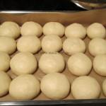 chinesische süsse Weckchen / Banh Mi Ngot