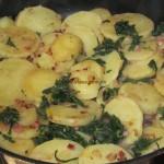 Kartoffelgratin mal anders