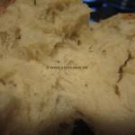 Knoblauch-Parmesan-Brötchen