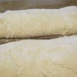 hausgemachtes italienisches Brot