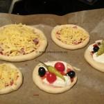 schnelle fluffige Pizza - Teig muss nicht gehen