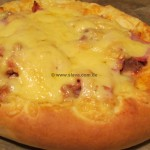schnelle fluffige Pizza – Teig muss nicht gehen