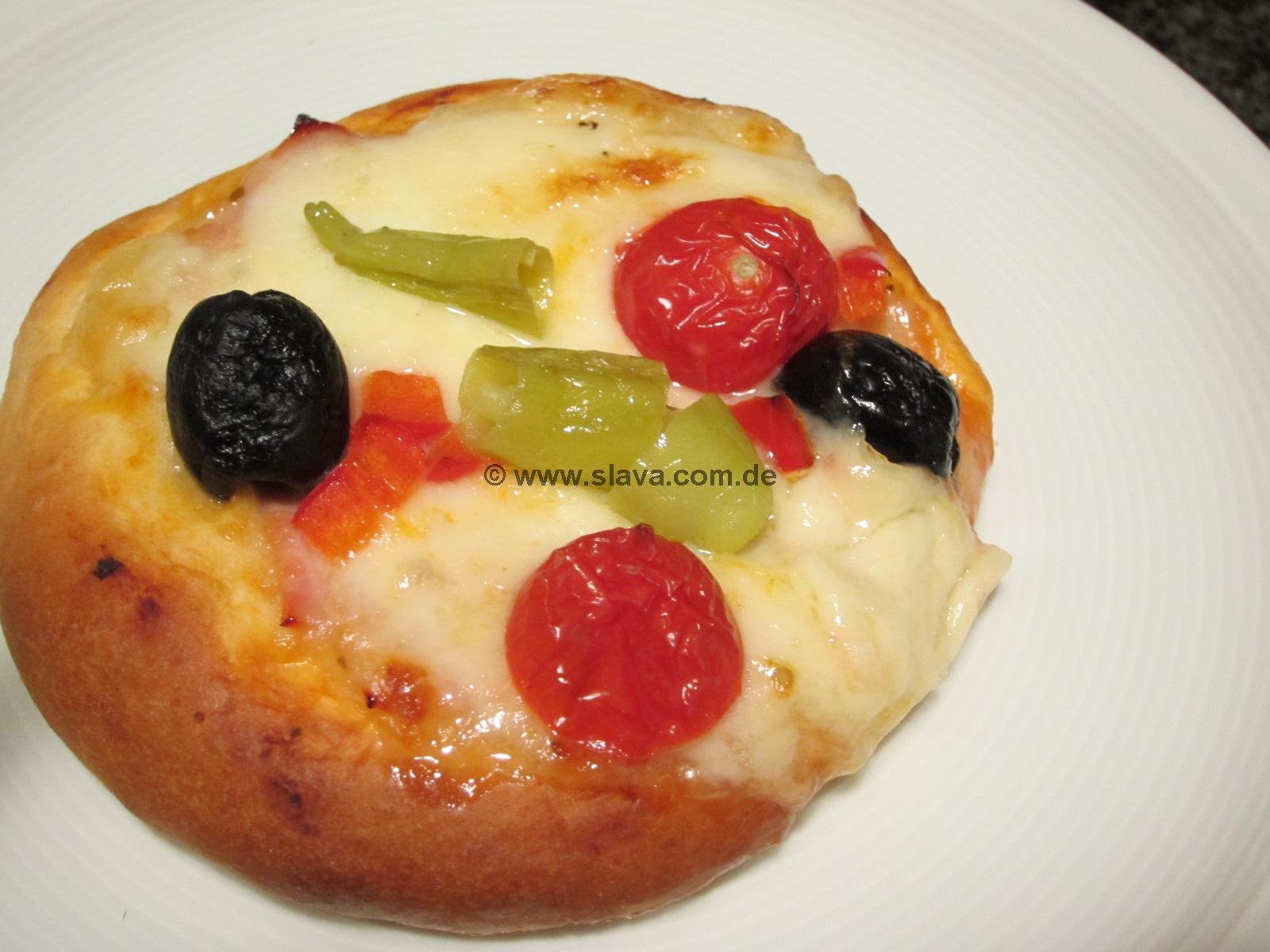 echt italienischer pizzateig