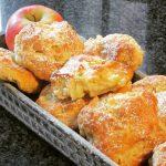 Schnelle leckere Apfeltaler