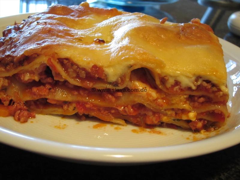 lasagne alla bolognese – kochen amp backen leicht gemacht