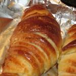 Zimt-Zucker-Croissant-Hörnchen