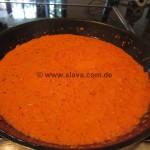 Slavas Salsa di peperoni rossi