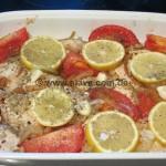 Slavas schnelle Zitronen-Knoblauch-Haehnchenfilets