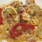 Slavas schnelle Zitronen-Knoblauch-Hähnchenfilets