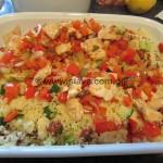 Slavas CousCous Salat