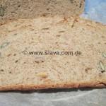 mein Cross-Brot ohne Gehzeit