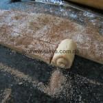 super schnelle Zimt-Zucker-Röllchen