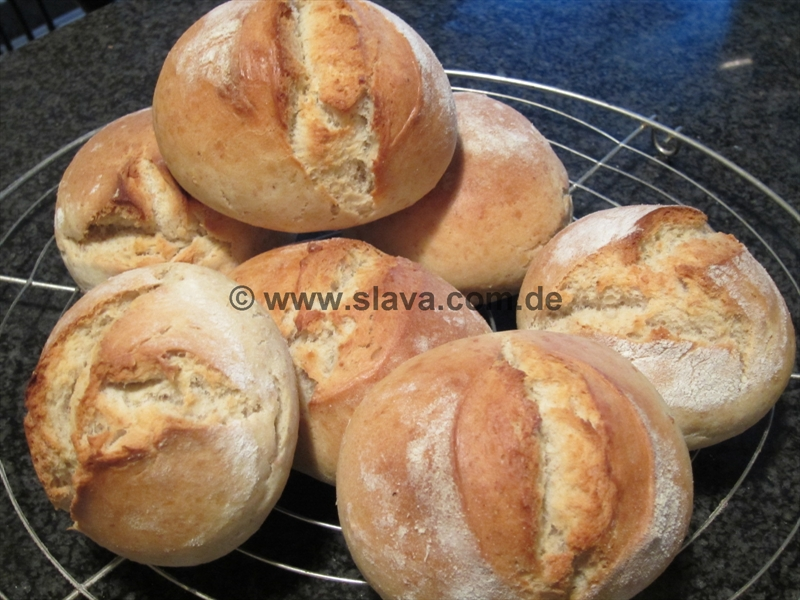 knusprige weckle thermomix