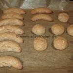 schnelle Nußbällchen aus 1 mach 3