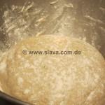 knusprige Sauerteig-Baguettestangen