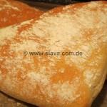 Slavas Pastamehl - Brötchen