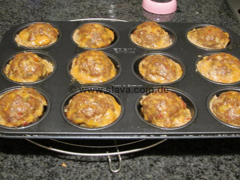 slavas muffins frikadellchen kochen backen leicht gemacht mit schritt f r schritt bilder von. Black Bedroom Furniture Sets. Home Design Ideas