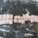 Ruck-Zuck Ajvar-Peperoni-Nudeln an Ajvar-Knoblauchsoße
