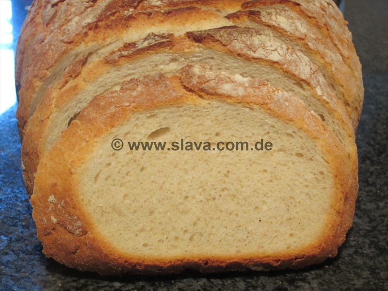 Buttermilch brot selber backen