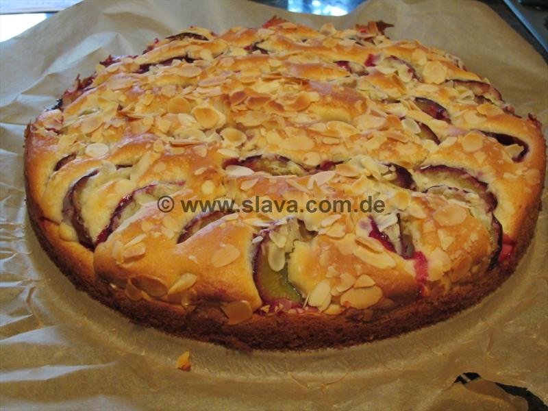 Rezept Zwetschgenkuchen Rührteig saftiger ruck zuck pflaumenkuchen kochen backen leicht gemacht
