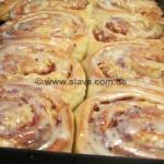 Die besten Cinnamon Buns Butterweich und saftig