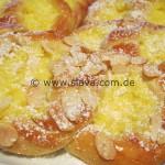 Feine Pudding-Brezeln