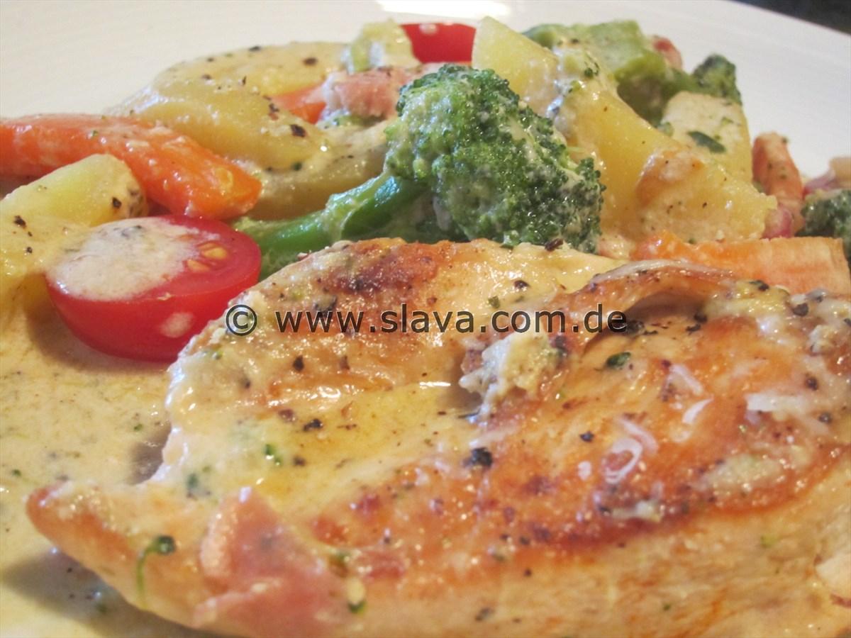 Feinwürzige Leichte Brokkoli-Pfanne