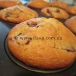 Saftige Joghurt-Zwetschgen-Muffins