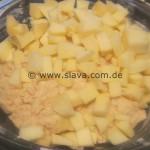 Ruckzuck Apfel-Vannille-Küchlein mit Zimt und Zucker