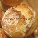 Rustikale knusprige Kartoffelbrötchen