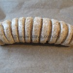 Riesen-Vollkorn-Hörnchen-Brot
