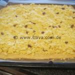 Slava's Blitz - Apfel - Streuselkuchen