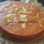 Fanta - Bratapfel - Torte - Kuchen