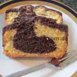 Luftig-fluffiger und leckerer Marmorkuchen