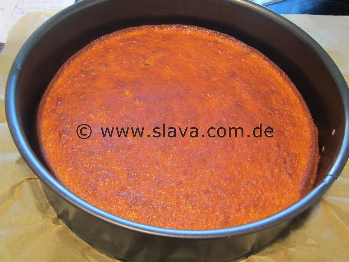 Schnelle Saftige Schoko Kirsch Nuss Torte Kuchen Mit Haubchen