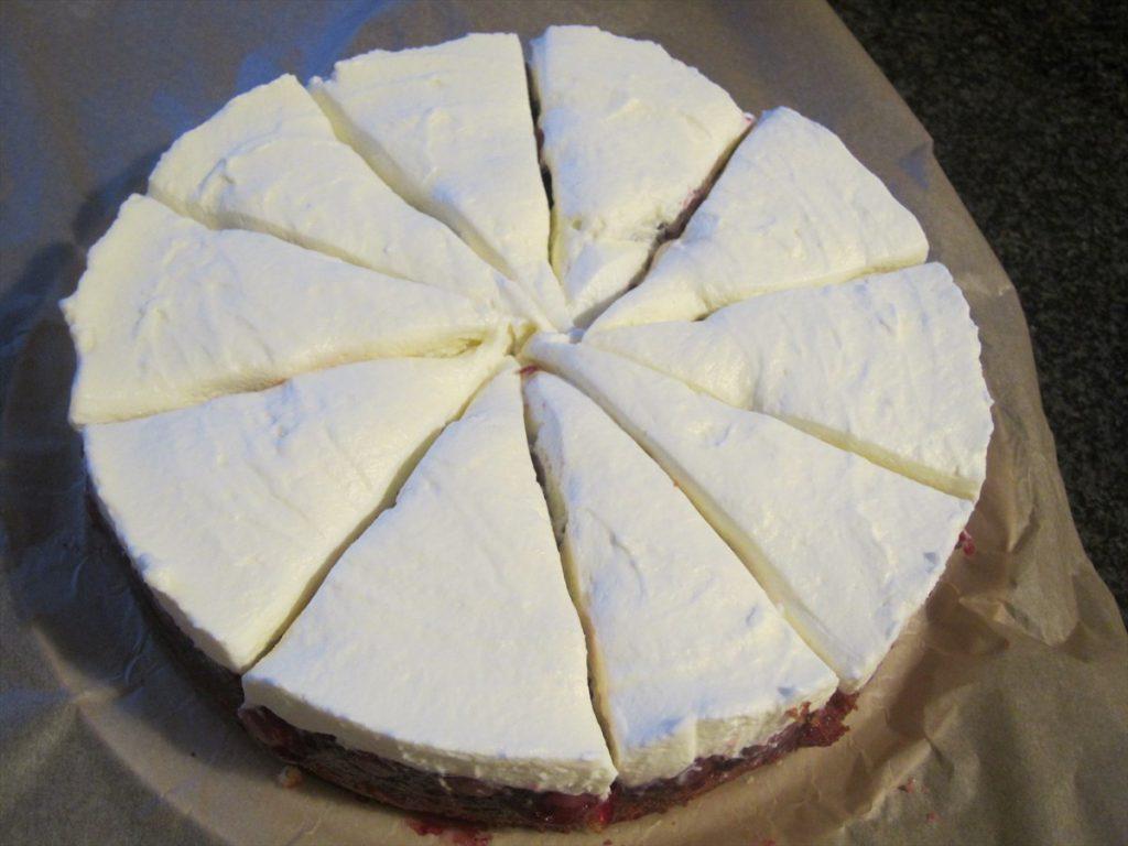 Schnelle Saftige Schoko Kirsch Torte Kuchen Kochen Backen Leicht