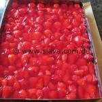 Feine Erdbeer-Schnitten vom Blech