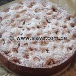 Feiner  saftiger Pflaumen - Zwetschgen - Joghurtkuchen 4