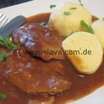 Kartoffelknödel – Klöße – Butterweich aber nicht klitschig, schmecken auch pur und zergehen im Mund