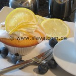 Fruchtig lockere Zitronen – Muffins